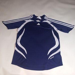 Adidas 3 Stripe Soccer Shirt